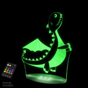 Dino Childrens Night Light 04 320x320 300x300 Lámpara infantil de led's Aloka