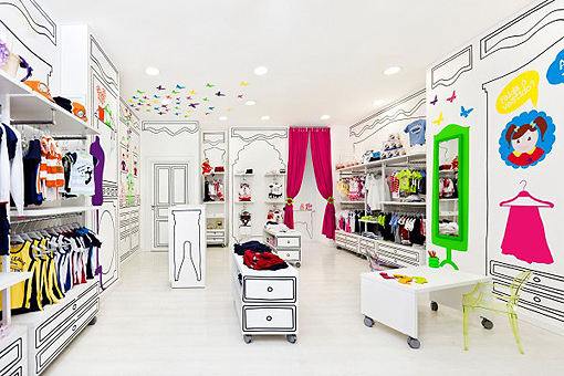 Offering a variety of kids' clothing, toys, shoes, baby accessories (not to mention spectacular kids' birthday gifts), Two Kids and a Dog is a great place for parents, aunts, uncles and grandparents catering to the eight and under set.
