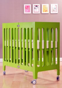 alma urban cot by bloombaby 4 213x300 Cuna plegable