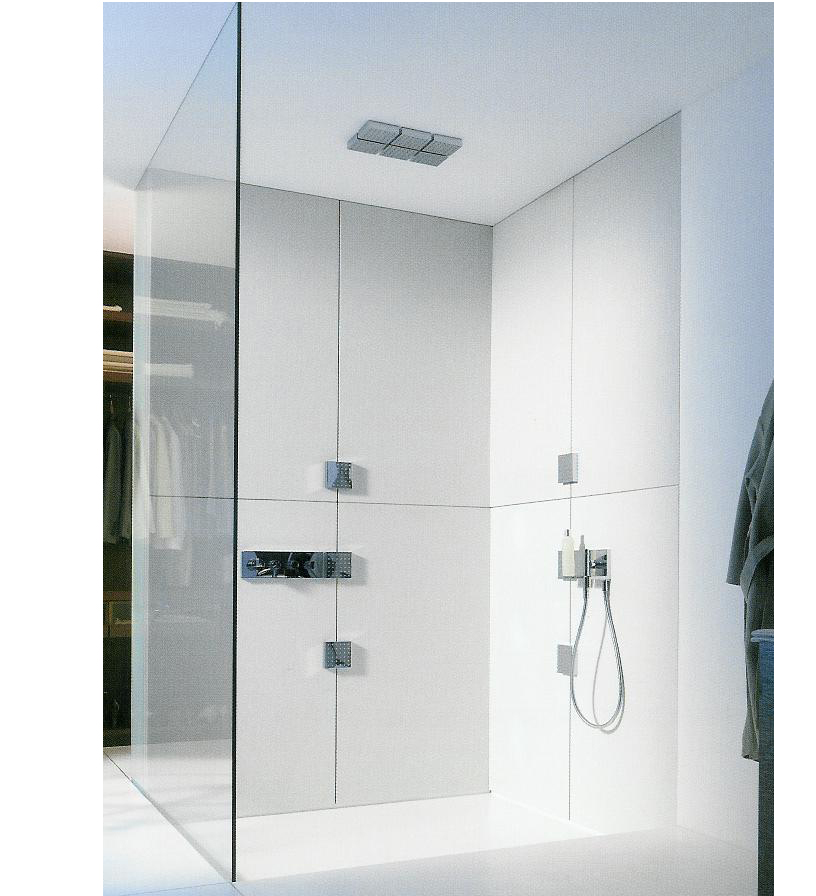 Baño En Regadera Concepto:Axor Starck ShowerCollection