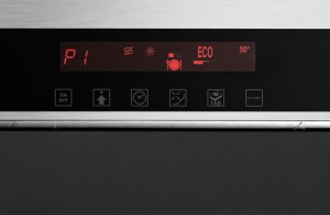 baumatic wall dishwasher mbra4ss controls 300x195 Lavaplatos de diseño