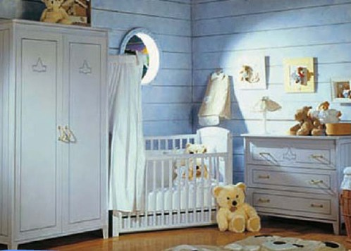 Como decorar el dormitorio del beb la iluminaci n for Decoracion para bebes