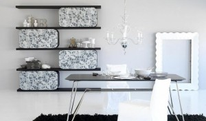 chic shelving system the cocoon by paola navone l contemporary shelves 300x176 Estantería modular