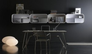 chic shelving system the cocoon by paola navone l cool shelves1 300x176 Estantería modular