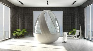 cocoon bath shower 300x165 Ducha Cocoon