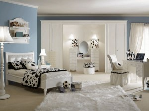 girls bedroom design ideas by pm4 3 300x225 Dormitorios Vintage