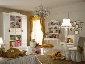 girls bedroom design ideas by pm4 6 300x225 Dormitorios Vintage