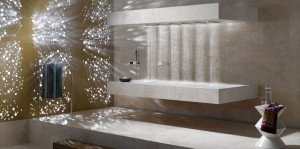 horizontal shower dornbracht1 300x149 Ducha horizontal