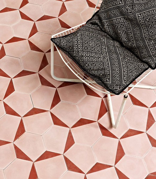 marrakech design tiles4 Pavimento artesano