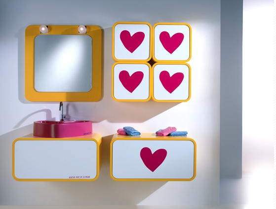 Decoracion Baño Infantil:Modern Bathroom Furniture
