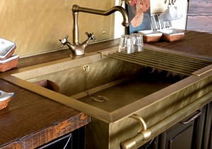 old style brass sinks by restart 1 300x211 Fregadero vintage