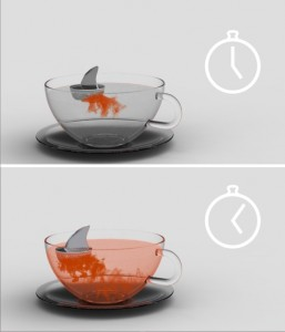shark infuser2 257x300 La ceremonia del Té.
