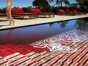 stylish glass mosaic tiles for modern home 7 555x416 300x224 Mosaicos de vidrio para piscinas