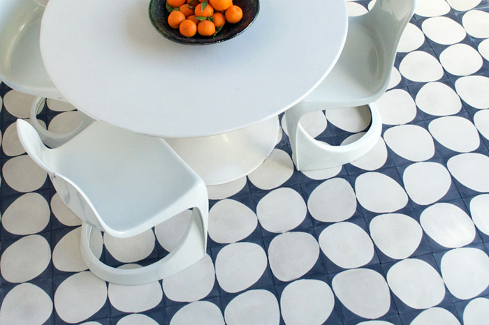 yellowtrace Cement Tiles by Claesson Koivisto Rune for Marrakech Design 04 Pavimento artesano